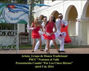 20140405 Gala Presentacion Comite Por Los Cinco Heroes(2)