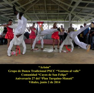 20140602 Aniversario 27 Plan Turquino-Manatí Comunidad Cayos de San Felipe VIÑALES(3)