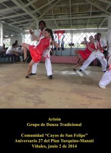 20140602 Aniversario 27 Plan Turquino-Manatí Comunidad Cayos de San Felipe VIÑALES(4)