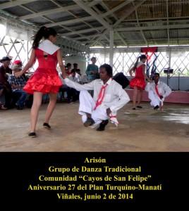 20140602 Aniversario 27 Plan Turquino-Manatí Comunidad Cayos de San Felipe VIÑALES(5)