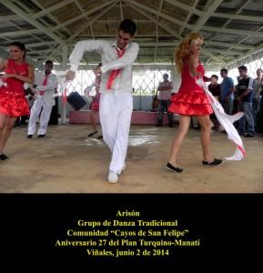 20140602 Aniversario 27 Plan Turquino-Manatí Comunidad Cayos de San Felipe VIÑALES(6)