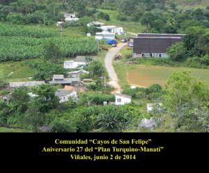 20140602 Aniversario 27 Plan Turquino-Manatí Comunidad Cayos de San Felipe VIÑALES(9)