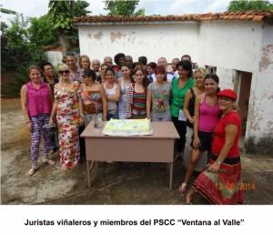 20140613 Acto Municipal El Día del Jurista Cubano Sede Direccion Municipal de Justicia VIÑALES(6)