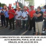 20140724 Acto Municipal por el 26 JULIO Actuacion ValV VIÑALES (5)