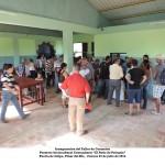 20140725 Inauguración Taller Cerámica Patio Pelegrin Puerta de Golpe CUBA(5)
