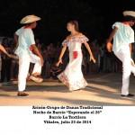 20140725 Noche de Barrio LA TEXTILERA Valle Son y ValV VIÑALES(3)