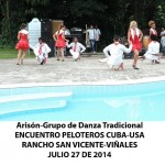 20140728 Gala cultural Valle Son ValV Encuentro  Peloteros CUBA USA Rancho San Vicente VIÑALES(3)