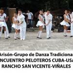 20140728 Gala cultural Valle Son ValV Encuentro  Peloteros CUBA USA Rancho San Vicente VIÑALES(6)