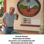 Encuentro con Combatientes del Movimiento del 26 de Julio Viñales(5)