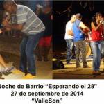 20140927 NocheBarrio ESPERANDO EL 28 Valle Son VIÑALES