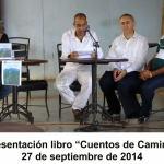 20140927 Presentacion libro CUENTOS DE CAMINO(1)
