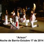 20141017 Noche de Barrio con Sol del Valle y ValV VIÑALES(1)