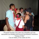 20141024 Visita de Fernando González  Llort(1)