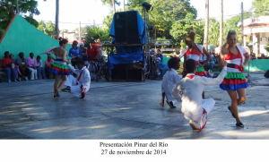 20141127 Presentación Día de la Dignidad Pinareña(1)