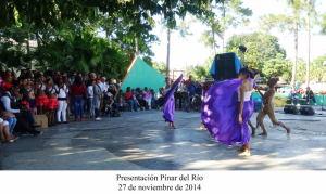 20141127 Presentación Día de la Dignidad Pinareña(2)