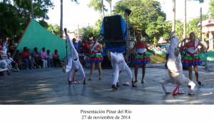 20141127 Presentación Día de la Dignidad Pinareña(3)