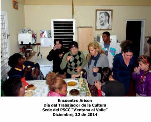 20141212 Encuentro Arison(1)