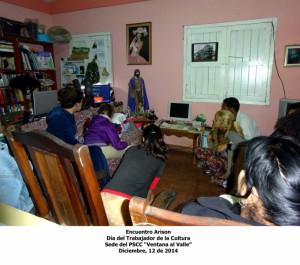 20141212 Encuentro Arison(2)