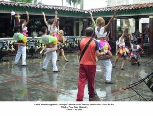 20150124 Gala Cultural Programa Antologia Radio Guama(1)