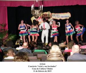 20150211 Concierto Ariel y sus Invitados(1)