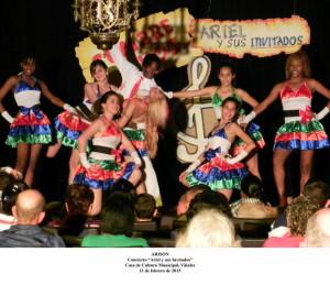 20150211 Concierto Ariel y sus Invitados(2)