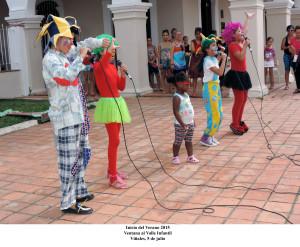 20150705 Inicio del Verano infantil VIÑALES(1)