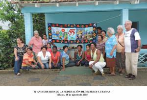 20150818 55 Aniversario Federación Mujeres Cubanas(3)