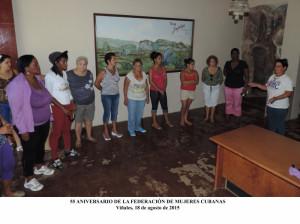 20150818 55 Aniversario Federación Mujeres Cubanas(6)