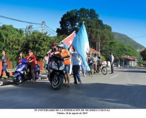 20150818 55 Aniversario Federación Mujeres Cubanas(7)