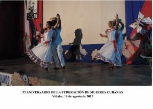 20150818 55 Aniversario Federación Mujeres Cubanas(8)