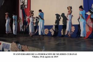 20150818 55 Aniversario Federación Mujeres Cubanas(9)